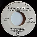 birdman of alcatraz / mono 45 rpm single
