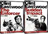 Sudden Impact Deluxe Edition & The Enforcer DVD Dirty Harry Crime Action Pack 2 Movie Set Clint Eastwood Double Feature