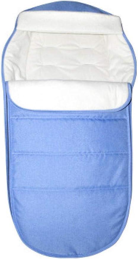 Cochecito de bebé cálido saco de dormir infantil de algodón para ...