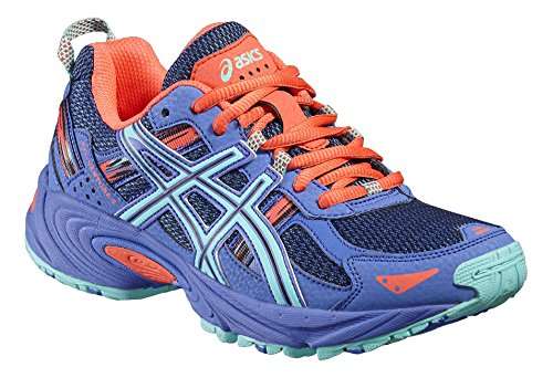 Asics Running Gel-Venture 5 Gs Purple / Blue 36 Junior