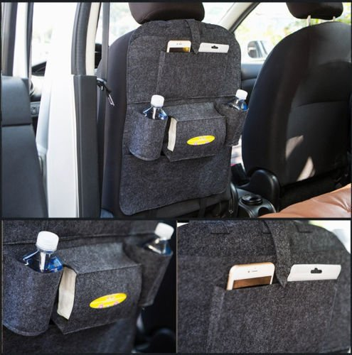 VIPASNAM-New Auto Car Seat Back Multi-Pocket Storage Bag Organizer Holder Accessory - Outlet Mall Syracuse