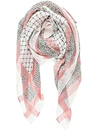 Scarf for Women Lightweight Geometric Pattern Fashion Fall Winter Scarves Shawl Wraps