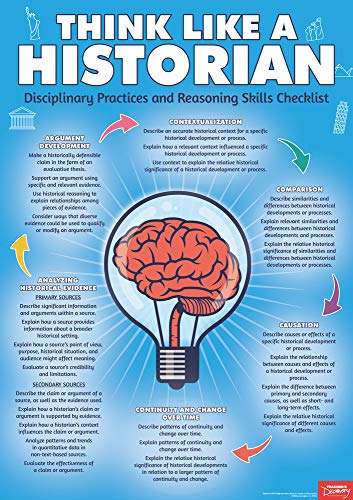 Think Like a Historian Poster]()