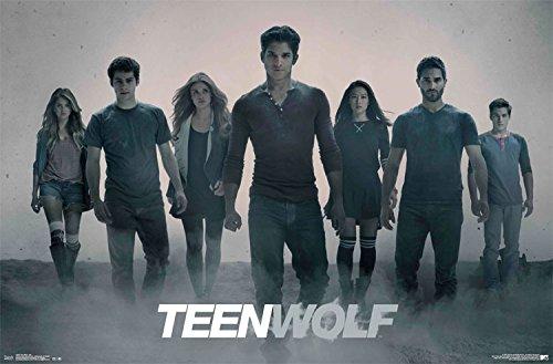 """Trends International Teen Wolf Ash Wall Poster 22.375"""" x 34"""""""