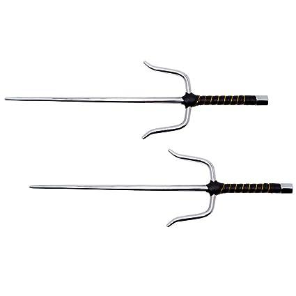 Amazon.com : Shadow Cutlery SH7600 Ninja Octagon Sai - Set ...