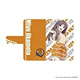 Notebook-type multi-size case? Wake? Up? Girls!? 07 Not evening