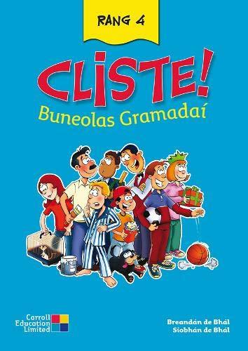 Download Cliste 4th Class (Irish Edition) pdf epub