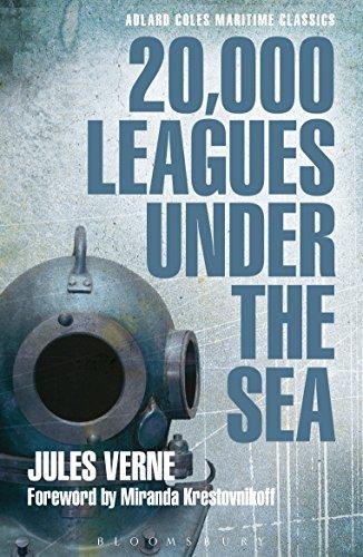 20,000 Leagues Under the Sea (Adlard Coles Maritime Classics) (English Edition)