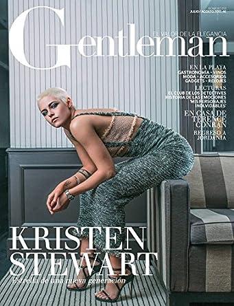 Gentleman España July 1, 2017 issue