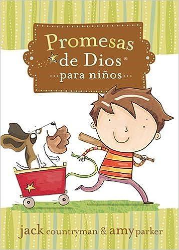 6ab7b69fa4 Promesas de Dios Para Niños   God s Promises for Boys  Amazon.es  Jack  Countryman  Libros