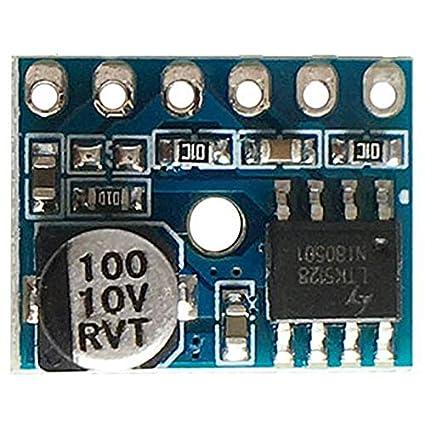 Amazon com: Semoic XY-SP5W 5128 Digital Amplifier Board