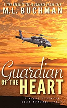 Guardian of the Heart (The Night Stalkers CSAR Book 4) by [Buchman, M. L. ]