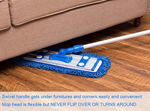 Buy hardwood floor mop microfiber