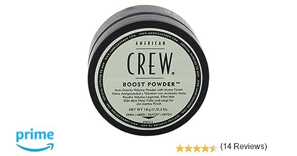 American Crew Polvo Antigravedad Y Volumen (Acabado Mate) - 10 gr.