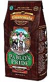 2LB Pablo's Pride Gourmet Coffee - Guatemala - Medium-dark Roast Coffee - Whole Bean Coffee - 2 Pound ( 2 lb ) Bag