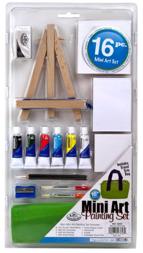 Royal & Langnickel Mini Art Painting Set -
