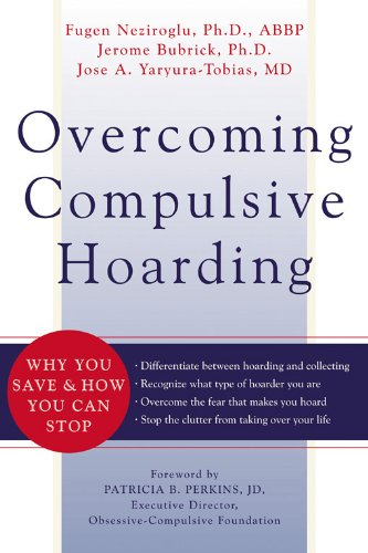 Overcoming Compulsive Hoarding Save Stop product image