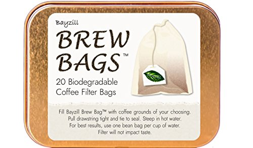 Bayzill Brew Bags - 20 Count by Bayzill