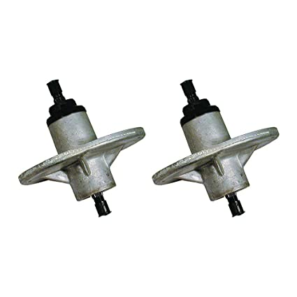 Amazon com : 2 Spindle Assemblies Murray Scotts Stanley Lawn