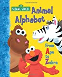 Animal Alphabet (Sesame Street) (Sesame Street Start-To-Read Books)