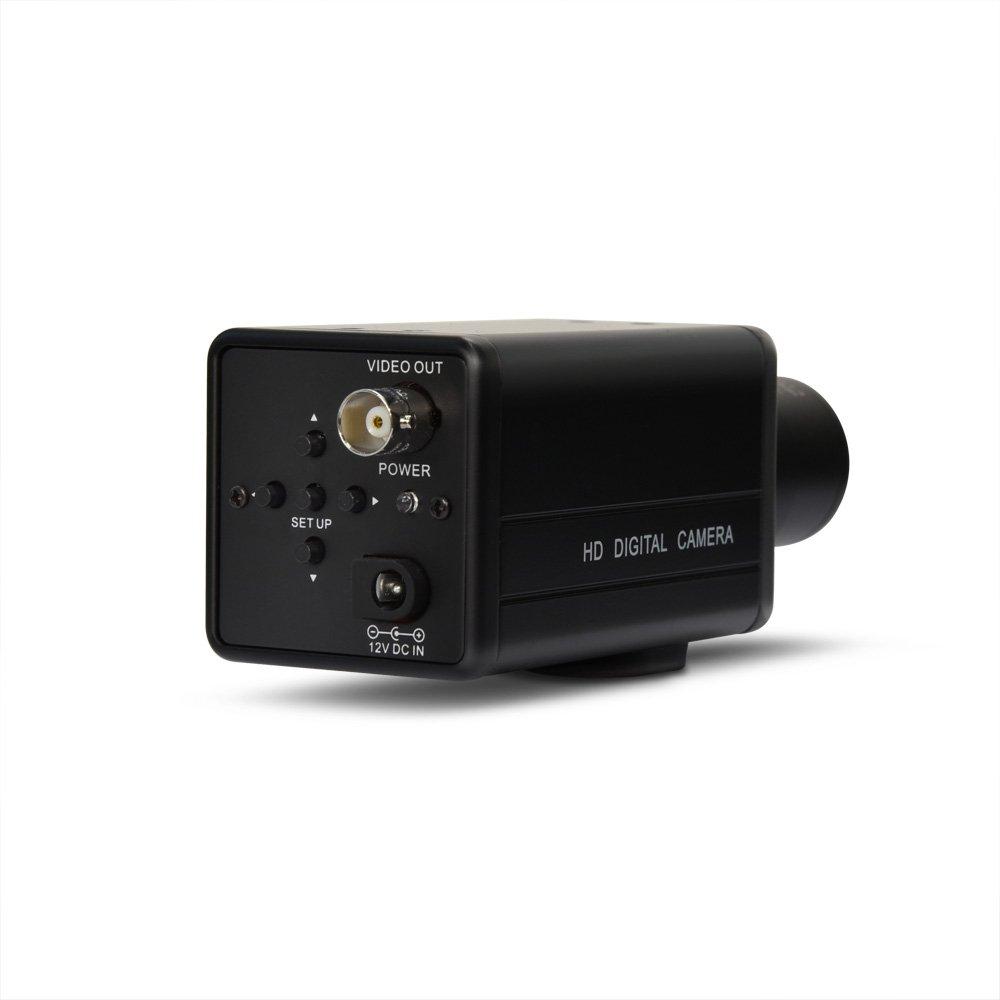 MOKOSE SDI Camera, HD-SDI 2 MP 1080P HD Digital CCTV Security Camera, 1/2.8 High Sensitivity Sensor CMOS With 2.8-12mm Varifocal HD Lens, OSD Menu by MOKOSE (Image #4)