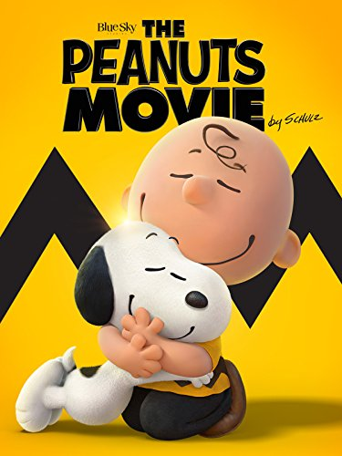 DVD : The Peanuts Movie