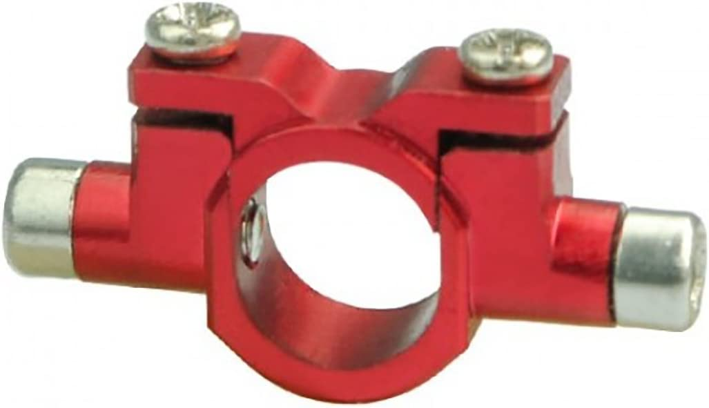 Microheli Aluminum Tail Boom Support Mount BLADE 200 SRX RED