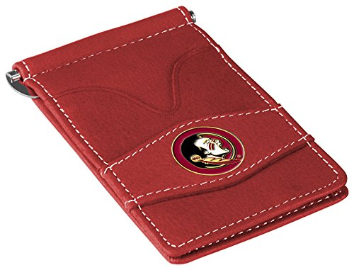State Florida Credit Card (NCAA Florida State Seminoles - Players Wallet - Garnet)