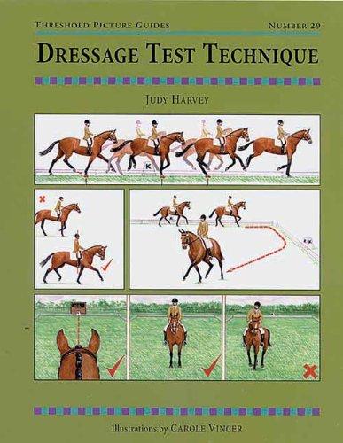 Dressage Test Technique (Threshold Picture Guides) ()