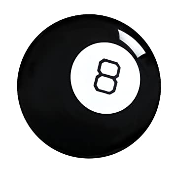 magic 8 ball - Magic 8 Ball Halloween Costume