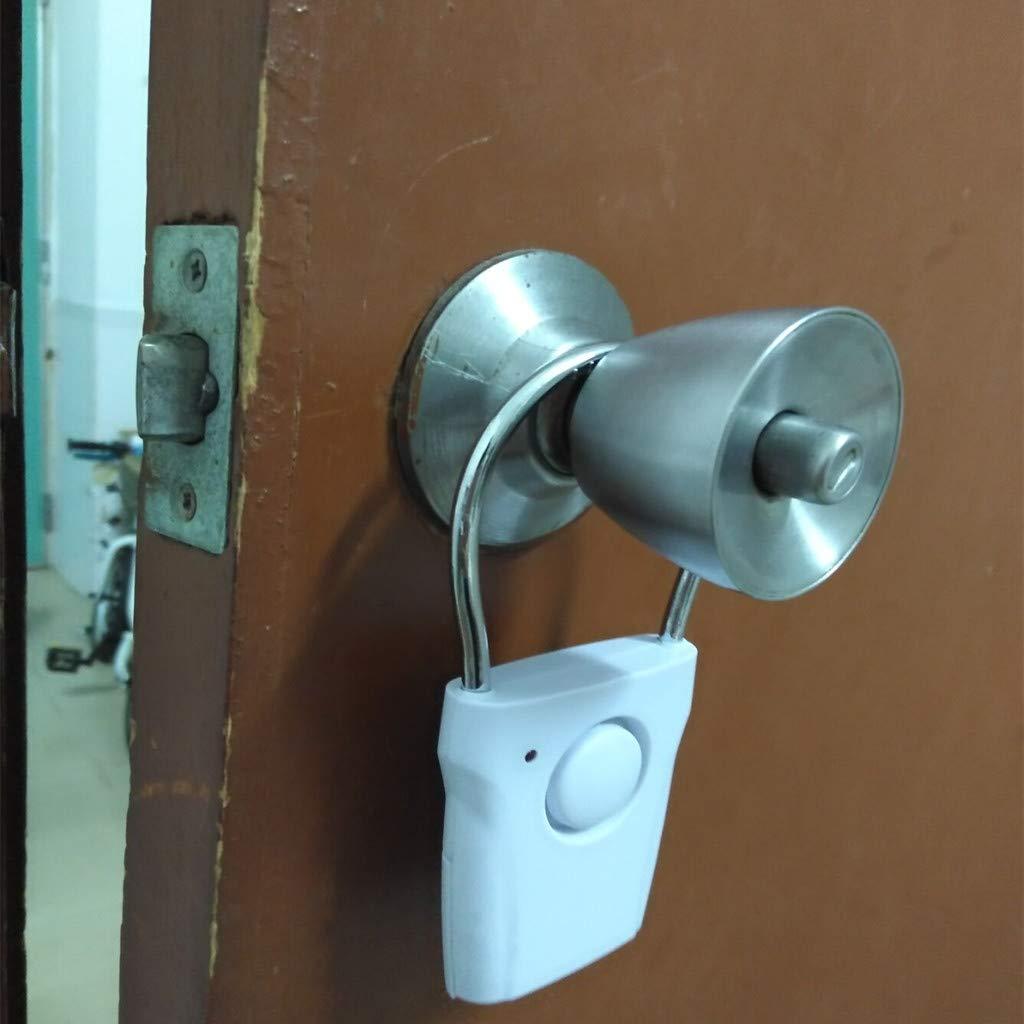 Home Security Hanging Door Alarm Door Handle Alarm Door Alarm on