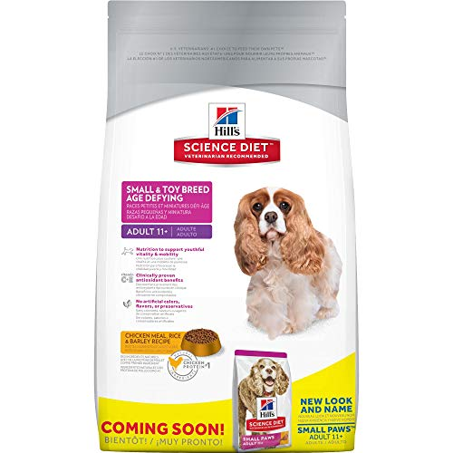 Hill'S Science Diet Senior Dog Food, Adult 11+ Small & Toy B