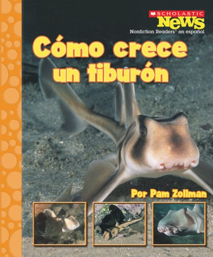 Como crece un tiburon / A Shark Pup Grows Up (Scholastic News Nonfiction Readers En Espanol) (Spanish Edition) by Childrens Pr