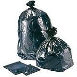 Aluf Plastics PG6-3320 Can Liner Black, 1.2 M 16 Gal