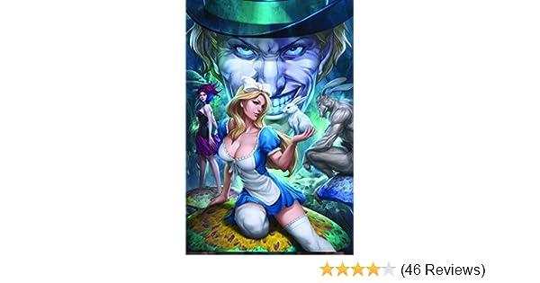 Alice in Wonderland (Grimm Fairy Tales Presents   ): Raven