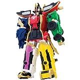 POWER RANGER Power Rangers Super Mega Force Zodo builder Legendary Megazodo   SUPER MEGAFORCE LEGEND