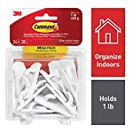 3M Command Small Plastic Hooks