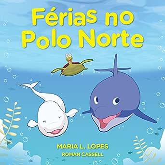 Férias no Polo Norte: Eddie e Bella embarcam em uma aventura ...