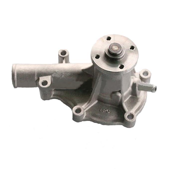 Holdwell Bomba de agua 16241 - 73032 para Kubota Motor D1005 V1505 ...