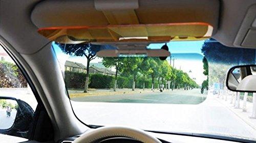 Car Sun Visor-Day and Night 2 in 1,Automobile Sun Visor ,Windshield Driving Visor,Anti-Glare Car Visor Extender(Universal )