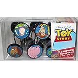 Toy Story 3 Shower Curtain Hooks (Set of 12)