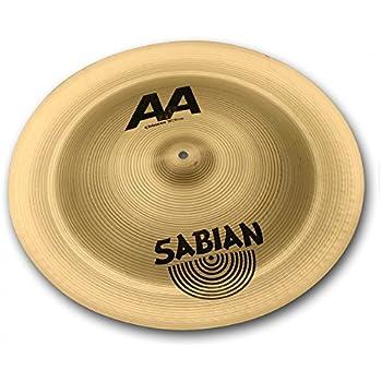 Brilliant Finish Sabian 21616XB 16-Inch AAX Chinese Cymbal