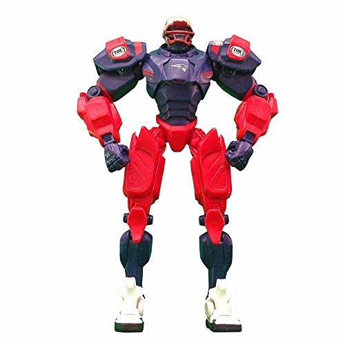 NFL New England Patriots Fox Sports Team Robot, (Nfl New England)