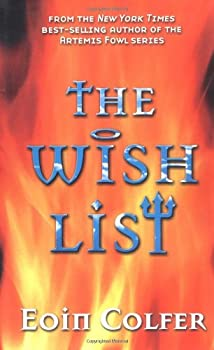 The Wish List 014131592X Book Cover