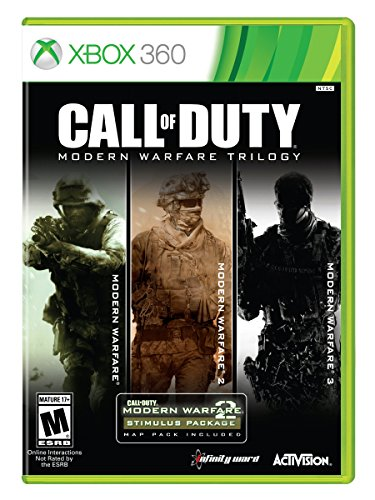 Call of Duty Modern Warfare Collection - Xbox 360 (Call Of Duty Modern Warfare 2 Pc Controller)
