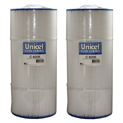 Unicel C-8326-2 Pool Filter (2 Pack) by Unicel
