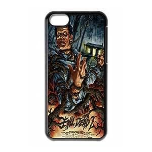 LSQDIY(R) Evil Dead iPhone 5C Custom Case, High-quality iPhone 5C Case Evil Dead
