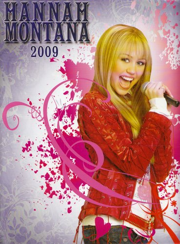 hannah-montana-broschrenkalender-2009