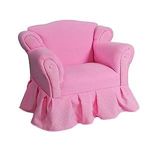 KEET Princess Kid's Chair, Pink