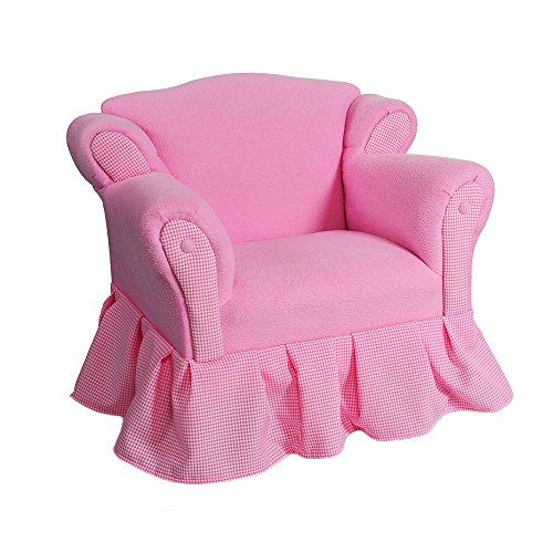 KEET Princess Kid's Chair, Pink (Princess Pink Chair)